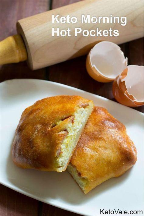 Keto Morning Hot Pockets Recipe Healthy Eating