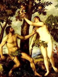 la manzana de Adán y Eva
