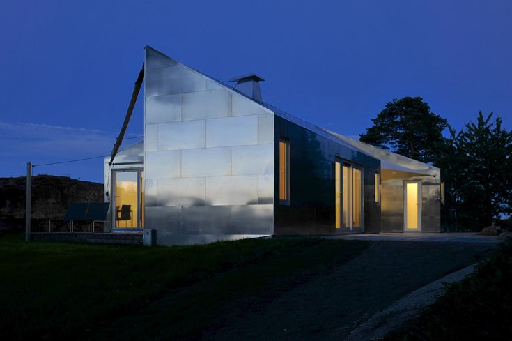 Gallery - The Aluminum Cabin / JVA - 4