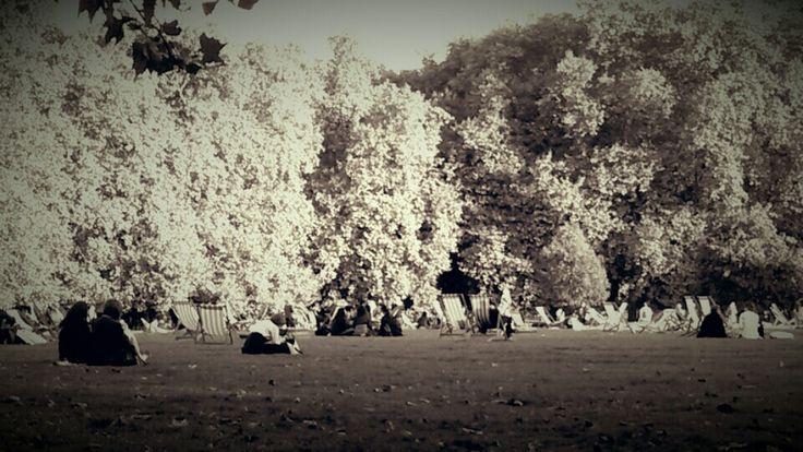 Green Park, Londres