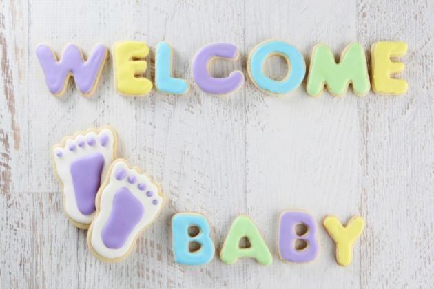 Distintivos de Baby Shower | TodoSimple