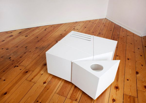 D*Table: A Table With Infinite Possibilities By The D*Haus Company Design Ideas