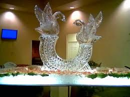 phoenix ice sculpture - Google Search