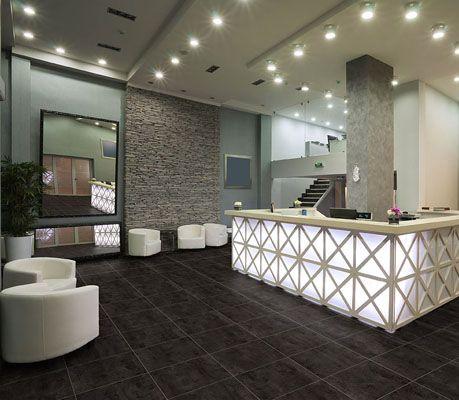 Reception Desk Interior Design