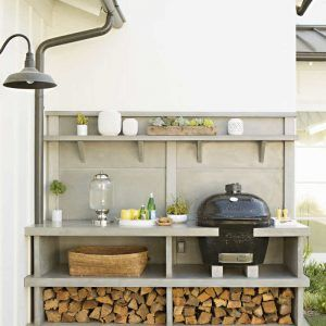 Small Outdoor Kitchens Ideas