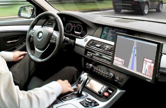 "BMW ""autonoma"""