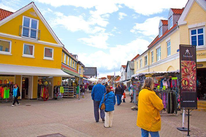 Amalie loves Denmark #Løkken #Jammerbucht #Dänemark #denmark #gågade