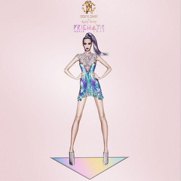 Prismatic World Tour - Katy Perry Social Media