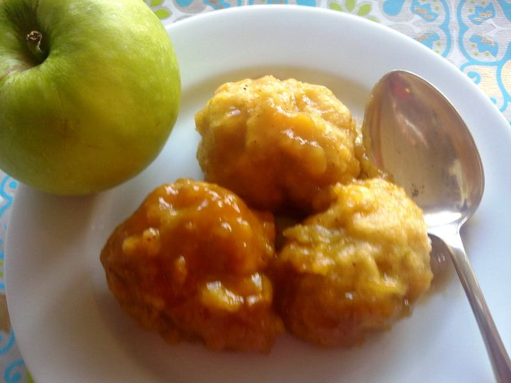Recipe of the Week - No Fat Apple Dumplings A perfect dessert for one.