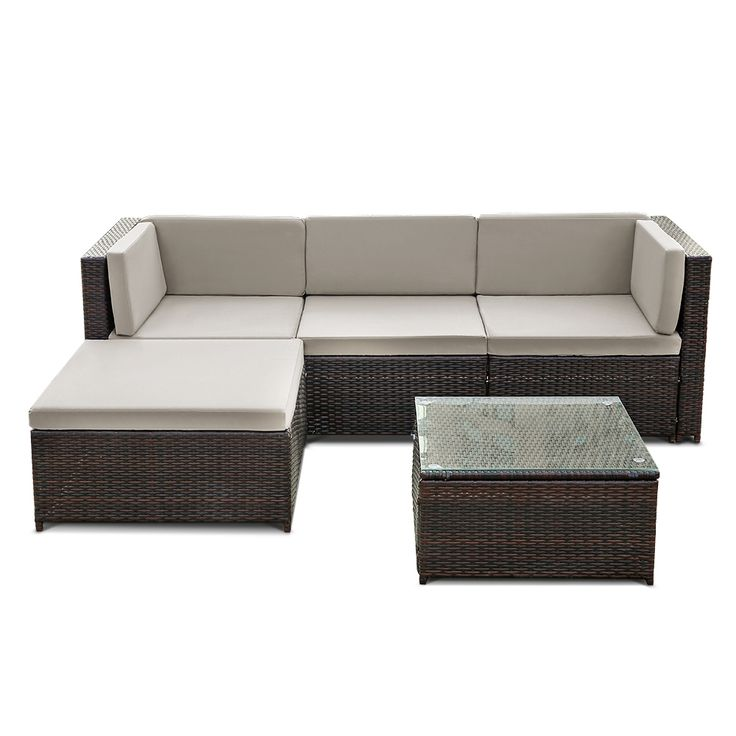 Modern Outdoor Furniture Sofa Set Garden Corner Sofa Sale
