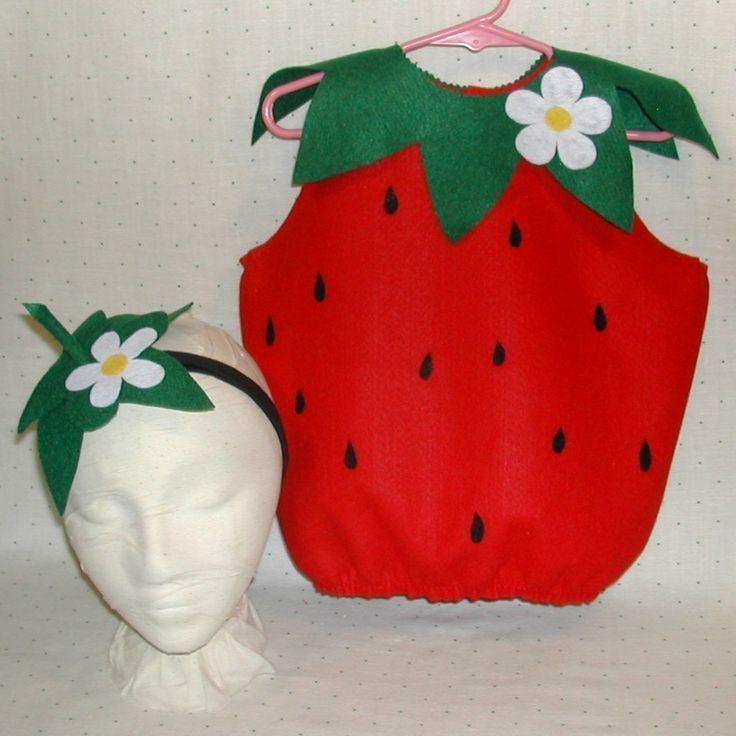 disfraces de frutas - Buscar con Google