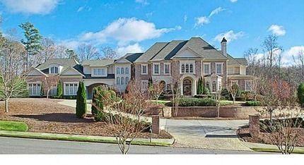 Usher's house, Atlanta, GA