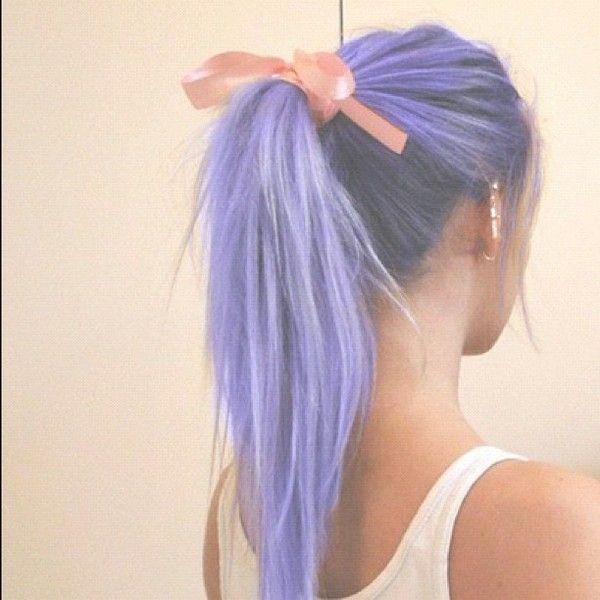 @S. Demori #hair style purple