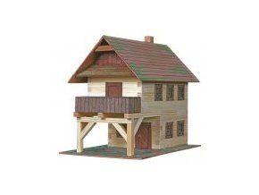 Dřevěná radnice Walachia