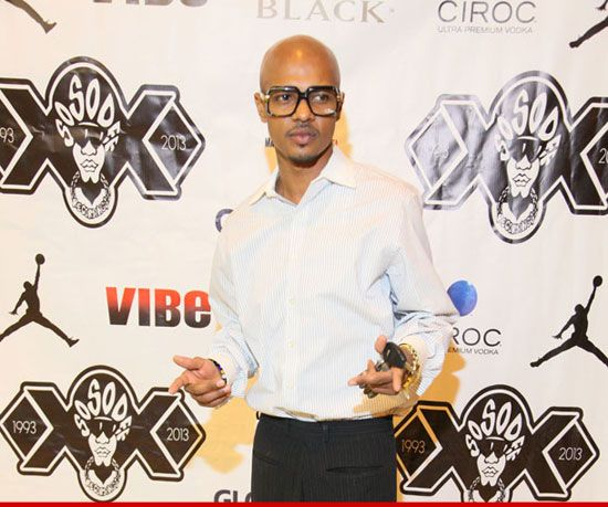 Kris Kross Rapper 							 							 								Dead at 34 							 							 								Drug Overdose Suspected
