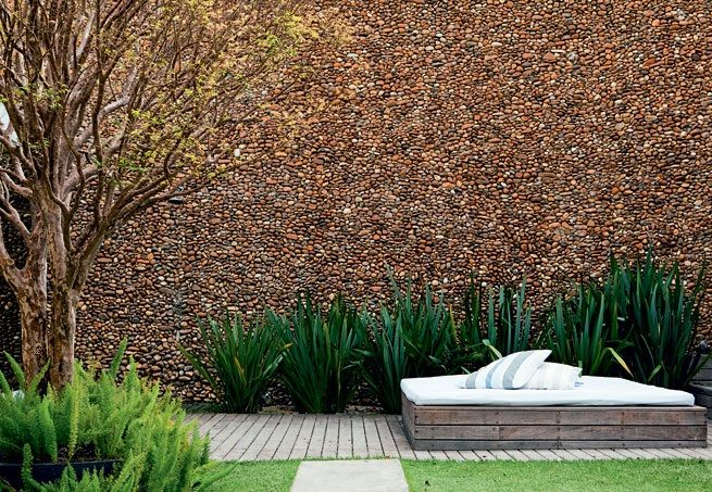 Sexta Inspirada! Jardins e Áreas Externas