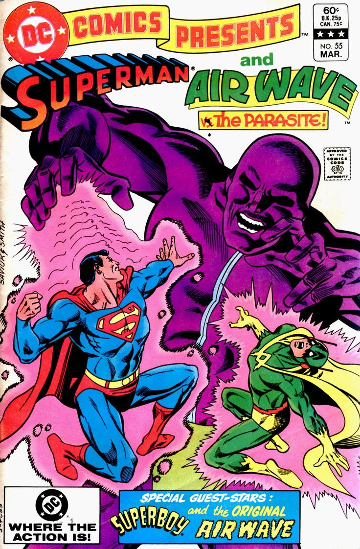 DC Comics Presents Issue #55 - Read DC Comics Presents Issue #55 comic online in high quality