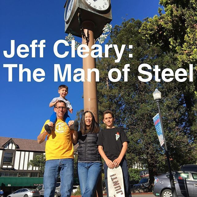 """Thanks for shout out @thebikedads! Click on the link on our profile and check out the interview Bike Dads did with Jeff! RepostBy @thebikedads: """"An inside look at Cleary Bikes some of the best steel frames in the business! Link in bio."""" #clearybikes"""