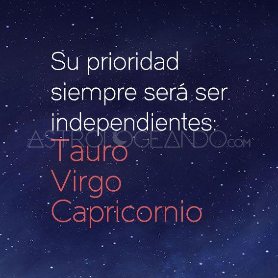 #Tauro #Virgo #Capricornio #Astrología #Zodiaco #Astrologeando astrologeando.com