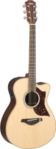 One day I will own you! Yamaha Ac3r Cutaway Acou. - Elect. Guitar http://pinterest.com/pin/164240717630430310/
