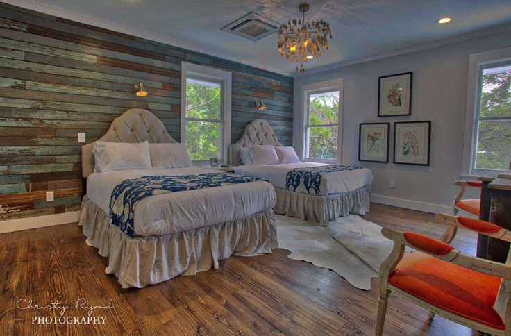 The Roost Boutique Hotel in Ocean Springs, MS.
