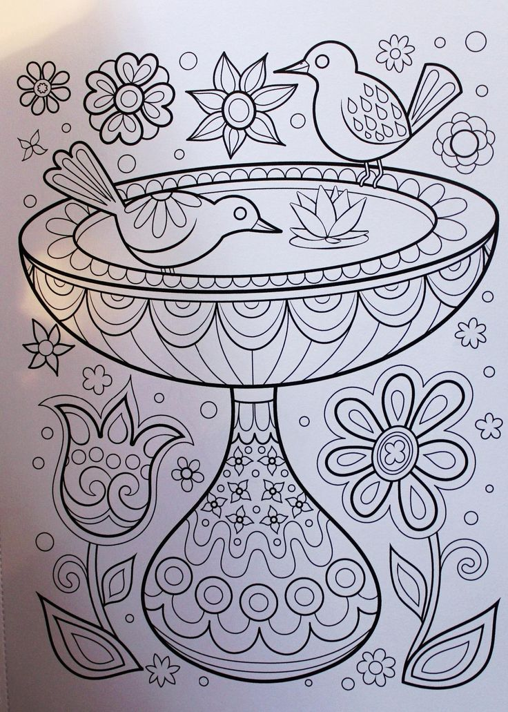 Amazon Dont Worry Be Happy Coloring Book Treasury Color