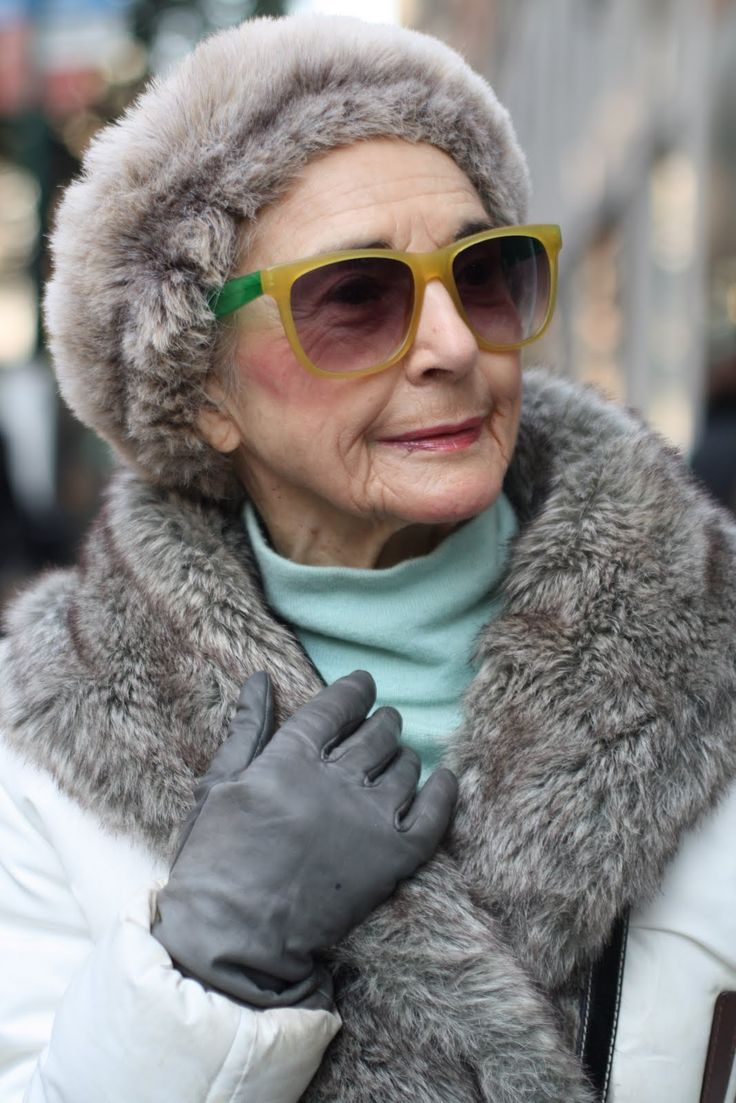 Coats for older women