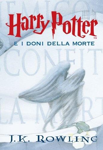 Day 1 (Fanny) - Favourite Book - Harry Potter And The Deathly Hallows. Questo è il mio libro preferito poichè Voldmort muore :)