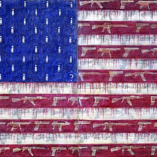 #flag #usa #usaflag #guncontrol #righttobeararms #secondamendment #americanflag #starsandstripes #wallsnotebook #samserif