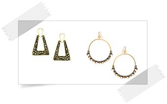 Best jewelry styles for Oval Face Shape