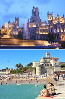 Best Spain Vacation Packages Ideas On Pinterest Honeymoons - Ireland vacation packages 2015