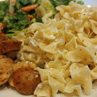 """Polish Noodles (Cottage Cheese and Noodles) I """"This is simply fantastic!! This b…"""
