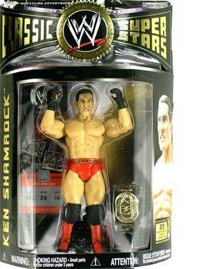 WWE Classic Superstars Series 11 - Ken Shamrock 7