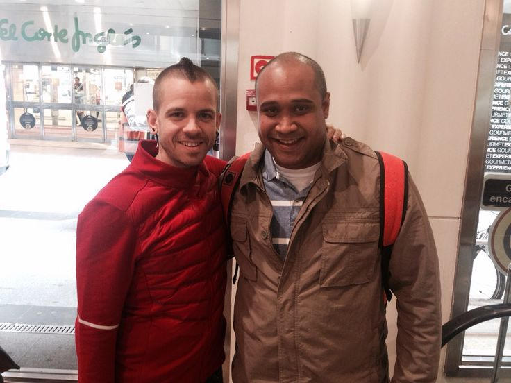 Dabiz Muñoz- The only 3 Michelin Star Chef in Madrid 2015 with DIVERXO