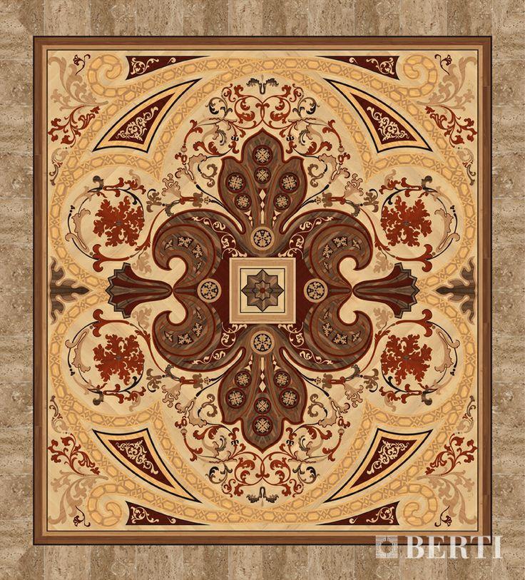 Berti wooden Floors. Tailor made parquet. #parquet #parquetlovers
