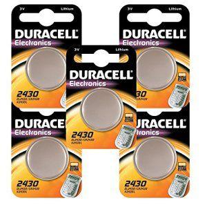 SeeLank (TM) Lot de 5 piles Lithium Batterie Pile CR2430 DL2430 K2430L 2430: Cet article SeeLank (TM) Lot de 5 piles Lithium Batterie Pile…