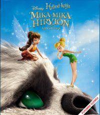 Helinä-keiju ja Mikä-mikä hirviön arvoitus (Blu-ray) 16,95€