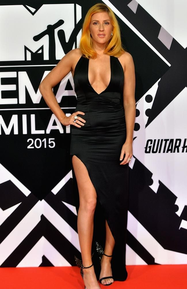 2015 MTV EMAs - Ellie Goulding
