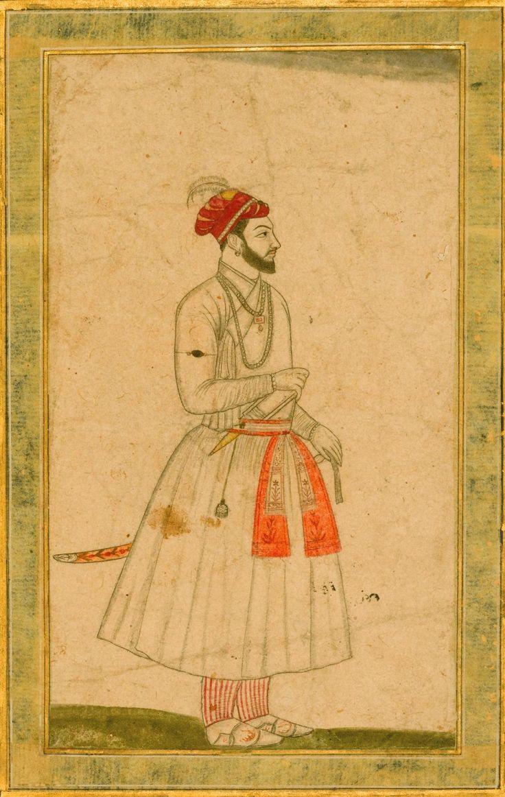 Prince Muhammad Kam Bakhsh son of Aurangzeb Alamgir I