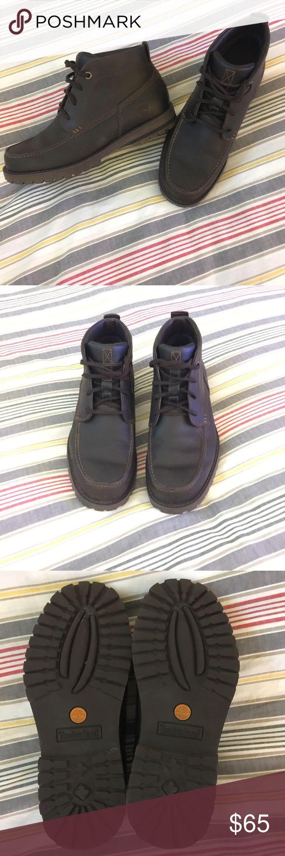 Timberland Baluster Chukka's EUC. Dark Brown Timberland Chukka Boots. Only worn maybe two times. Timberland Shoes Chukka Boots