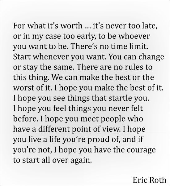 I hope you live a life you're proud of..#quotes