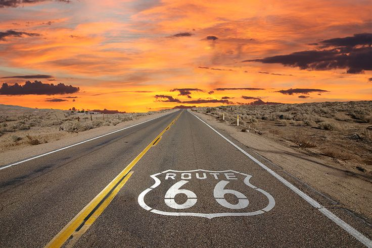 14nt Route 66 Road Trip, Car Hire, Hotels & Flights