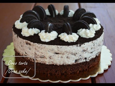 Oreo torta recepttel / Amazing Oreo cake with recipe (Sütik Birodalma) - YouTube