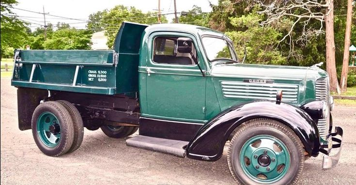 1937 Dodge Brothers 1 1/2 Ton ME 31 Dump Truck for sale - Langhorne, PA | OldCarOnline.com Classifieds