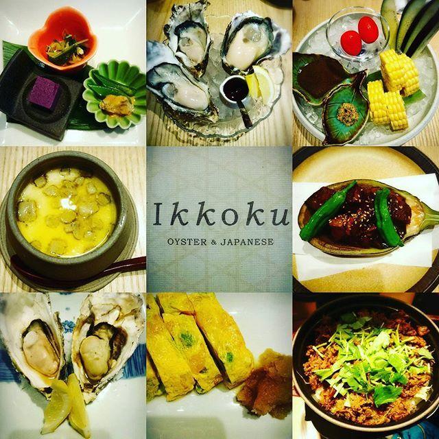 どぉしても牡蠣が食べたくて牡蠣屋さんに♡オイスターバーより、和食のほうが好き🐰 卵焼き、フォアグラ茶碗蒸し、土鍋ご飯、とうもろこしのお刺身美味しかった♡♡また行きたいお店*° #牡蠣#OYSTER#フォアグラ#卵#肉#茶碗蒸し#土鍋ご飯#ikkoku#渋谷#和食#ゴールドラッシュ
