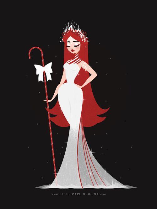 Счастливых Праздников!! ❤ Быстрый пин-ап вдохновленные недавним глэм и гора Конфета Королева макияж учебник! (Она моя любимая!)