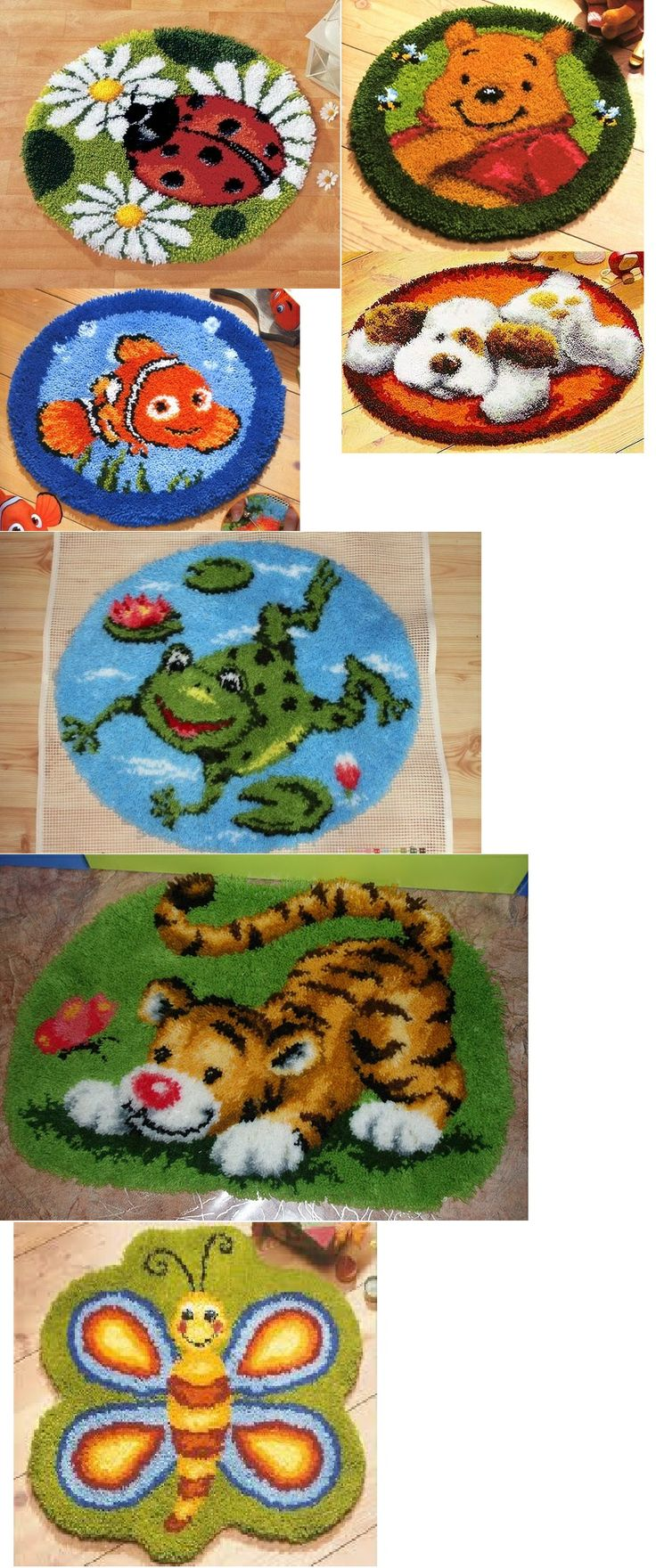17 best images about alfombras y tapices on pinterest for Alfombras infantiles