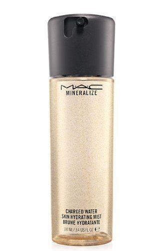 MAC Mineralize Charged Water Skin Hydrating Mist @ Filomena Spa Pinterest #Lifestyle #Wellness #FilomenaSpa