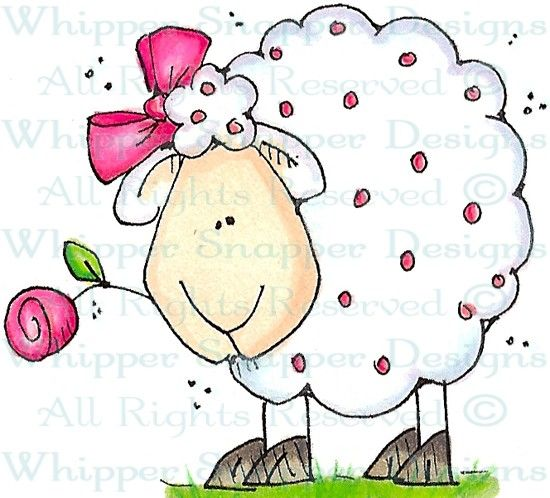 This Bud's for You - Farm - Animals - Rubber Stamps - Shop
