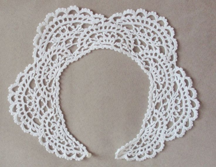 17 Best ideas about Crochet Collar Pattern on Pinterest ...